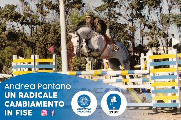 Andrea Pantano - Obiettivo nuova FISE