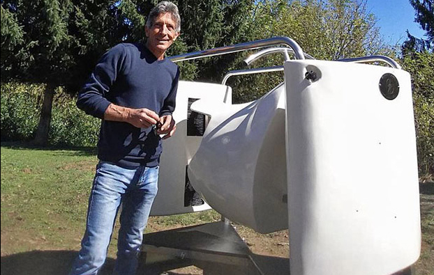 Jorge H. C. Almeida, tecnico internazionale di equitazione e docente di scienze del movimento
