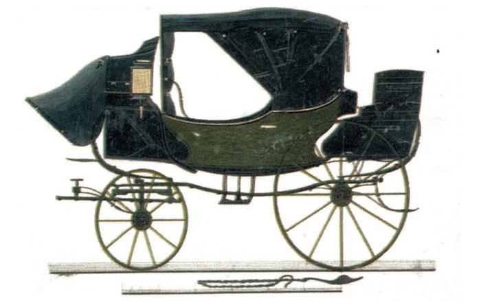 Dai Carrozzieri dell'800, carrozze in vendita con diverse opzioni
