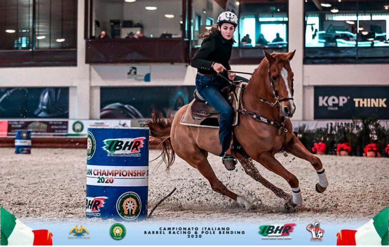 Cala il sipario sul Campionato di Barrel & Pole Horse Managment Lab IBHR – FITETREC ANTE