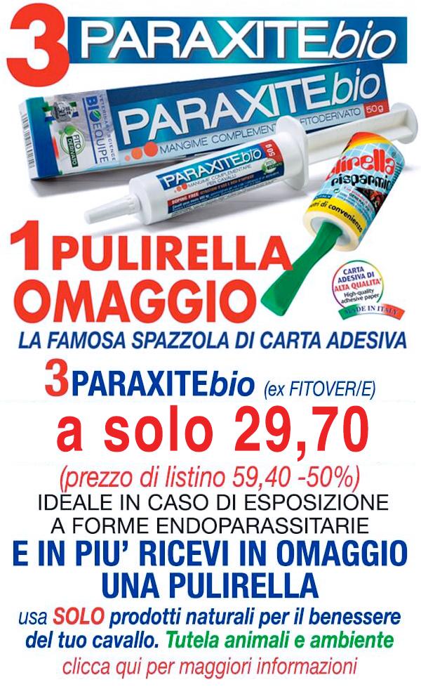 PARAXITEbio + Pulirella