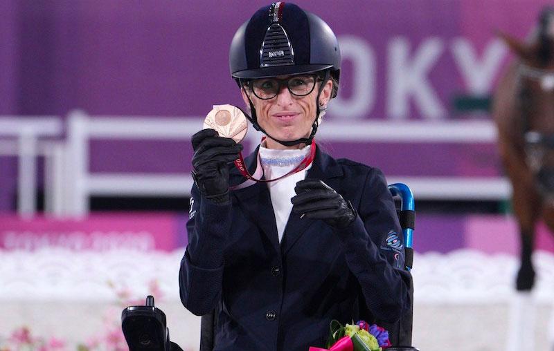 Tokyo2020: Impresa Morganti ai Giochi Paralimpici. È suo il secondo bronzo nel Freestyle